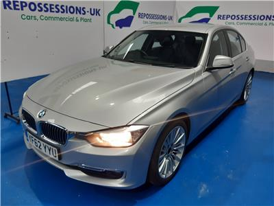 2013 BMW 3 SERIES 320D LUXURY 1995 DIESEL AUTOMATIC 8 Speed 4 DOOR SALOON