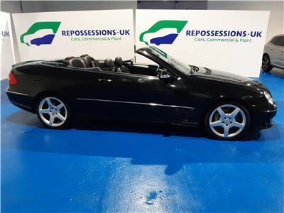 2007 MERCEDES CLK CLK350 SPORT 3498 PETROL AUTOMATIC 7 Speed 2 DOOR CONVERTIBLE