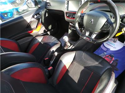 2013 PEUGEOT 208 THP GTI LIMITED EDITION 1598 PETROL MANUAL 6 Speed 3 DOOR HATCHBACK