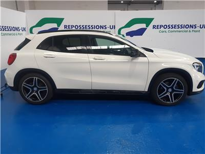 2014 MERCEDES GLA-CLASS GLA220 CDI 4MATIC AMG LINE EXE 2143 DIESEL AUTOMATIC 7 Speed 5 DOOR ESTATE
