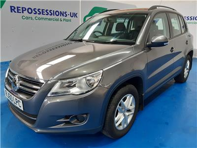 2010 VOLKSWAGEN TIGUAN S TDI 4MOTION DSG 1968 DIESEL SEMI AUTO 7 Speed 5 DOOR ESTATE
