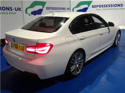 2015 BMW 3 SERIES 320I M SPORT 1998 PETROL MANUAL 6 Speed 4 DOOR SALOON