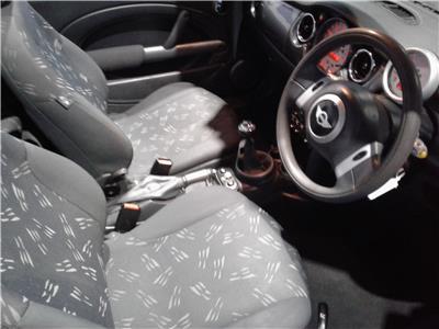 2006 MINI CONVERTIBLE ONE 1598 PETROL MANUAL 5 Speed 2 DOOR CONVERTIBLE