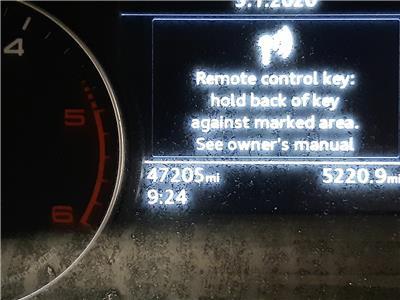 2017 AUDI A4 TDI ULTRA SE