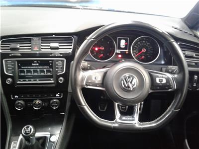 2015 VOLKSWAGEN GOLF GTD 1968 DIESEL MANUAL 6 Speed 5 DOOR HATCHBACK