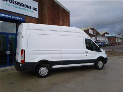 2015 FORD TRANSIT 350 TREND H/R P/V 2198 DIESEL MANUAL PANEL VAN