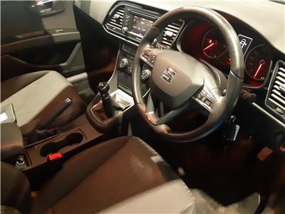 2013 SEAT LEON TDI SE 1598 DIESEL MANUAL 5 Speed 5 DOOR HATCHBACK