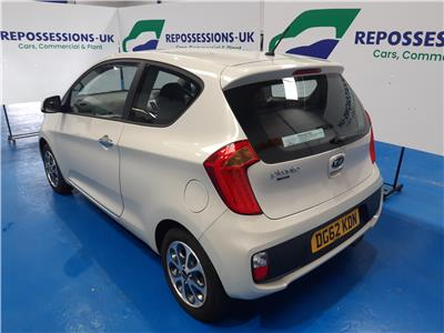 2012 KIA PICANTO HALO 1248 PETROL AUTOMATIC 4 Speed 3 DOOR HATCHBACK