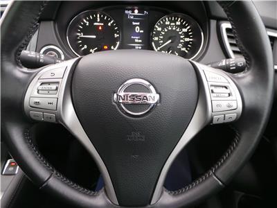 2014 NISSAN QASHQAI DCI ACENTA PREMIUM 1461 DIESEL MANUAL 6 Speed 5 DOOR HATCHBACK
