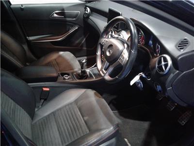 2015 MERCEDES GLA-CLASS GLA200 CDI AMG LINE PREMIUM PL 2143 DIESEL MANUAL 6 Speed 5 DOOR ESTATE