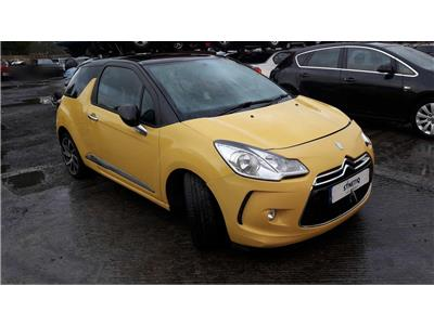 2015 DS DS 3 BLUEHDI DSTYLE NAV S-S