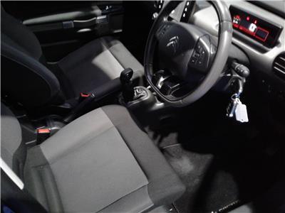 2015 CITROEN C4 CACTUS PURETECH FLAIR 1199 PETROL MANUAL 5 Speed 5 DOOR HATCHBACK