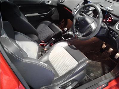 2017 FORD FIESTA ST-3 1596 PETROL MANUAL 6 Speed 3 DOOR HATCHBACK