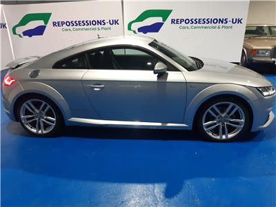 2016 AUDI TT TDI ULTRA S LINE 1968 DIESEL MANUAL 6 Speed 3 DOOR COUPE