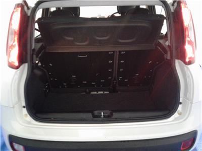 2012 FIAT PANDA LOUNGE 1242 PETROL MANUAL 5 Speed 5 DOOR HATCHBACK