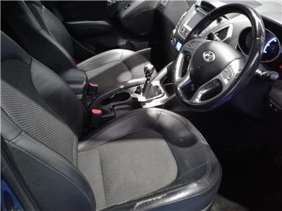 2011 HYUNDAI IX35 PREMIUM CRDI 2WD 1995 DIESEL MANUAL 6 Speed 5 DOOR ESTATE