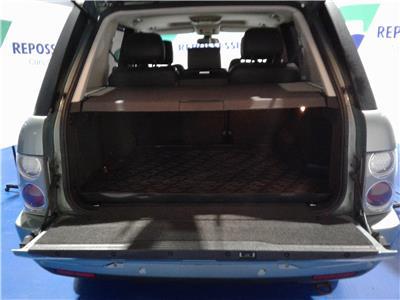 2009 LAND ROVER MK3 (LM) 2002 TO 2012 TDV8 VOGUE 3628 DIESEL AUTOMATIC 6 Speed 5 DOOR ESTATE