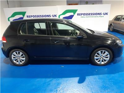 2011 VOLKSWAGEN GOLF MATCH TSI 1390 PETROL MANUAL 6 Speed 5 DOOR HATCHBACK