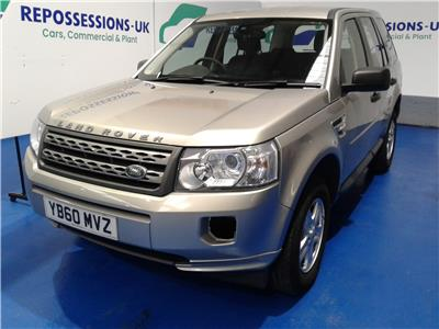 2011 LAND ROVER FREELANDER TD4 S 2179 DIESEL AUTOMATIC 6 Speed 5 DOOR ESTATE