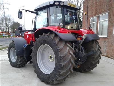 2017 MASSEY FERGUSON/HARRIS MF6714S DYNA 6 4910 0 Speed