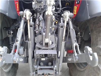 2017 MASSEY FERGUSON/HARRIS MF 7716 DYNA 6 6596 0 Speed CREW CAB