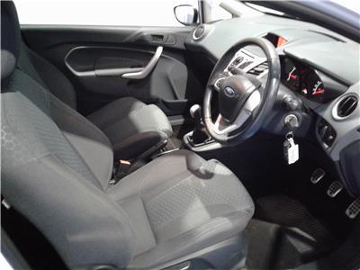 2009 FORD FIESTA ZETEC S 1596 PETROL MANUAL 5 Speed 3 DOOR HATCHBACK