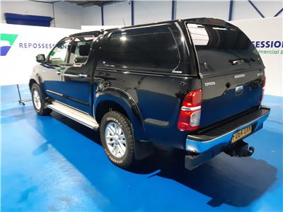 2015 TOYOTA HI-LUX ICON 4X4 D-4D DCB 2494 DIESEL MANUAL 5 Speed PICK UP