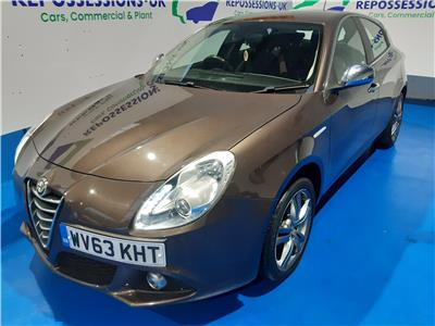2013 ALFA ROMEO GIULIETTA JTDM-2 DISTINCTIVE 1956 DIESEL MANUAL 6 Speed 5 DOOR HATCHBACK