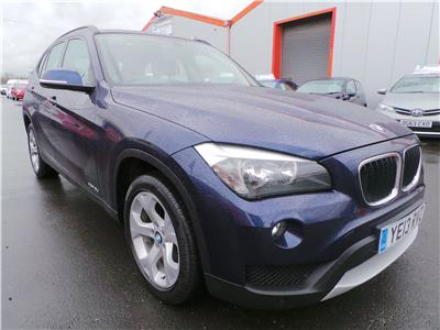 2013 BMW X1 XDRIVE18D SE 1995 DIESEL MANUAL 6 Speed 5 DOOR ESTATE