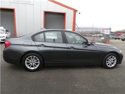 2016 BMW 3 SERIES 320D ED PLUS 1995 DIESEL AUTOMATIC 8 Speed 4 DOOR SALOON