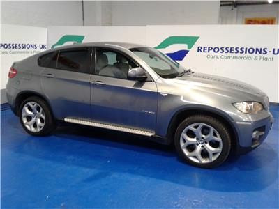2011 BMW X6 XDRIVE40D 2993 DIESEL AUTOMATIC 8 Speed 4 DOOR COUPE