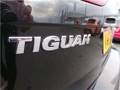 2018 VOLKSWAGEN TIGUAN SE NAV TSI BMT 1395 PETROL MANUAL 6 Speed 5 DOOR ESTATE