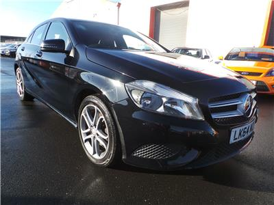 2014 MERCEDES A-CLASS A200 CDI SPORT 2143 DIESEL MANUAL 6 Speed 5 DOOR HATCHBACK