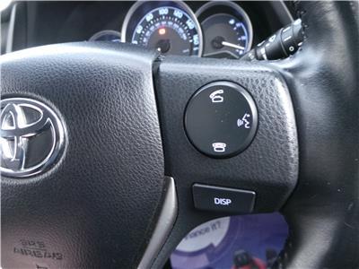 2013 TOYOTA AURIS SPORT VALVEMATIC 1598 PETROL MANUAL 6 Speed 5 DOOR HATCHBACK
