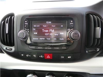 2016 FIAT 500L POP STAR 1368 PETROL MANUAL 6 Speed 5 DOOR MPV