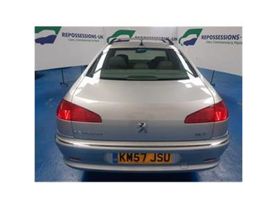 2007 PEUGEOT 607 SE V6 2946 PETROL AUTOMATIC 6 Speed 4 DOOR SALOON