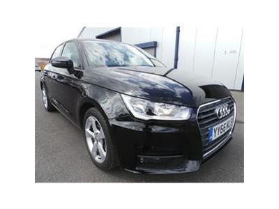 2016 AUDI A1 SPORTBACK TDI SPORT 1598 DIESEL MANUAL 5 Speed 5 DOOR HATCHBACK