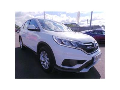 2016 HONDA CR-V I-VTEC S 1997 PETROL MANUAL 6 Speed 5 DOOR ESTATE