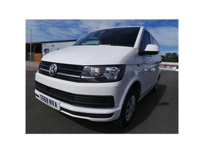 2019 VOLKSWAGEN TRANSPORTER T28 TDI P/V TRENDLINE BMT 1968 DIESEL MANUAL 5 Speed PANEL VAN