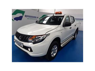 2018 MITSUBISHI L200 DI-D 4WD 4LIFE DCB 2442 DIESEL MANUAL 6 Speed PICK UP