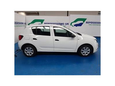 2018 DACIA SANDERO AMBIANCE SCE 998 PETROL MANUAL 5 Speed 5 DOOR HATCHBACK