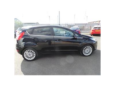 2014 FORD FIESTA TITANIUM 998 PETROL MANUAL 5 Speed 5 DOOR HATCHBACK