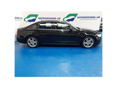 2011 AUDI A6 TDI S LINE 1968 DIESEL CVT 8 Speed 4 DOOR SALOON