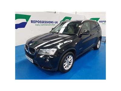 2010 BMW X3 XDRIVE20D SE 1995 DIESEL AUTOMATIC 8 Speed 5 DOOR ESTATE