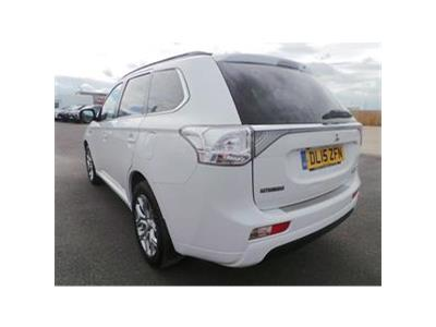 2015 MITSUBISHI OUTLANDER PHEV GX 4HS 1998 PETROL/ELECTRIC SEMI AUTO 1 Speed 5 DOOR ESTATE
