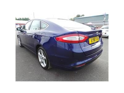 2016 FORD MONDEO TITANIUM TDCI 1997 DIESEL AUTOMATIC 6 Speed 5 DOOR HATCHBACK