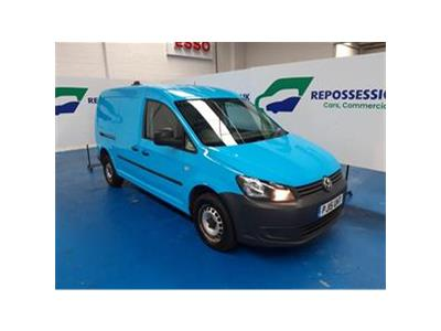 2015 VOLKSWAGEN CADDY C20 TDI STARTLINE 1598 DIESEL MANUAL 5 Speed PANEL VAN