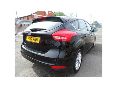 2017 FORD FOCUS TITANIUM TDCI 1499 DIESEL MANUAL 6 Speed 5 DOOR HATCHBACK