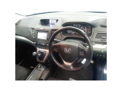 2014 HONDA CR-V I-DTEC SE-T 1597 DIESEL MANUAL 6 Speed 5 DOOR ESTATE