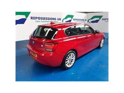 2014 BMW 1 SERIES 118D SE 1995 DIESEL MANUAL 6 Speed 3 DOOR HATCHBACK
